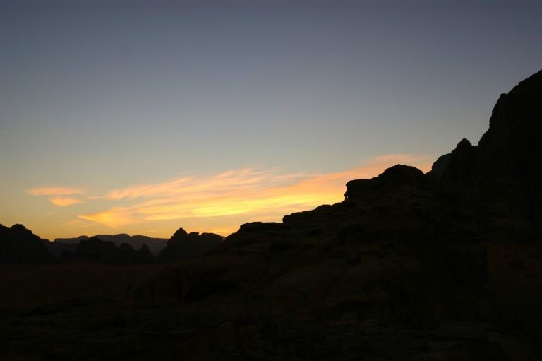Desierto de Wadi Rum / Wadi Rum desert