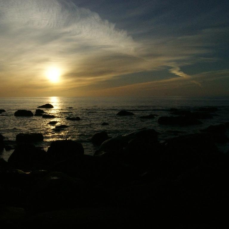 Sol de media noche / midnight sun
